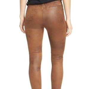 Free People Never Let Go Faux Leather Pants, 2